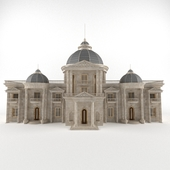 Classic palace