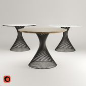 Dining Table Spiral Dining Table