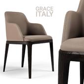 Chair Poliform Grace 2 BEIGE