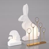 Childrens Decorative Lamps / Ikea