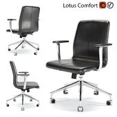 Haworth Desk Lotus Comfort Series