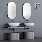 Ceramica Cielo Multiplo set 3