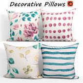 Decorative pillows set 199