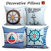 Decorative pillows set 206 MIULEE
