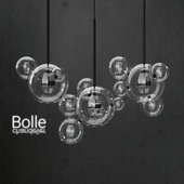 G&C Bolle 14 Bubble CLEAR/BLACK