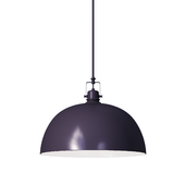 Southlake 1-Light Bowl Pendant oil rubbed bronze
