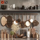 Kitchen Accessories set01