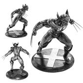Wolverine_2_versions (metal / plastic)