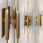 Four Seasons Sconce Holly Hunt