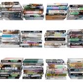 Books (150 pieces) 1-5-2