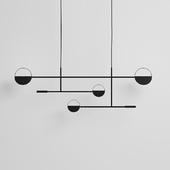 Leavs Pendant lamp by Bolia