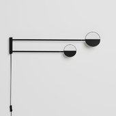 Leavs Wall lamp by Bolia