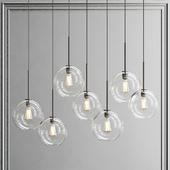 West Elm Hanging Lamps