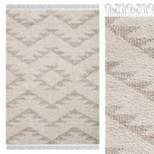 Carpet Think Rugs Boho 8733 Beige