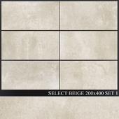 Peronda Select Beige 200x400 Set 1