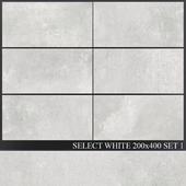 Peronda Select White 200x400 Set 1