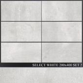 Peronda Select White 200x400 Set 2