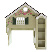 children's lodge (bed) Dollhouse