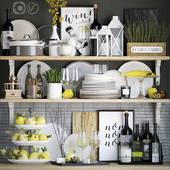 Decorative Kitchen Set 3