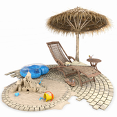 Summer Beach and Pool Set