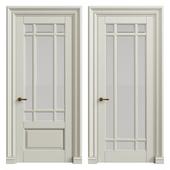 Межкомнатные классические двери