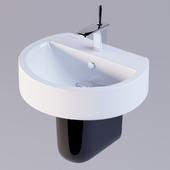 Sanita Luxe Best Color Motion washbasin