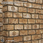 Material (seamless) - Artstone Heritage - tile set 6