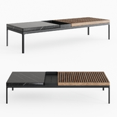 Gloster Grid Coffee Table 1 / Coffee table 1