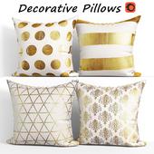 Decorative Pillow set 210 Juvale Throw