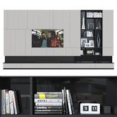 TV wall 016.