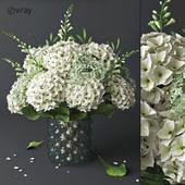 Bouquet_Gortensia