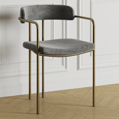 Design chair Lenox from Romatti