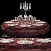Tableware 1 \ Dinner set