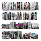 Books (150 pieces) 1-6-1