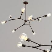 Trazos chandelier
