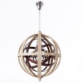 Antiqued Wood Metal
