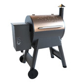 Traeger Outdoor Barbecue Grill - Pro Series 22