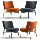 Armchair Calligaris Coco