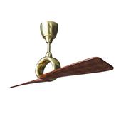 Потолочный вентилятор Link Ceiling Fan by Kichler brass cherry