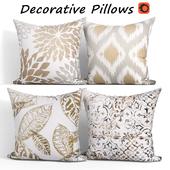 Decorative pillows set 212  Bluettek
