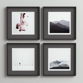 Picture Frames Set-76