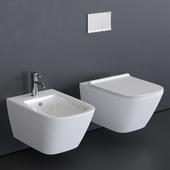 Ceramica Catalano Green Wall-hang WC
