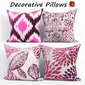 Decorative pillows set 216