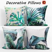 Decorative pillows set 217 Phantoscope