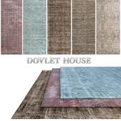 Carpets DOVLET HOUSE 5 pieces (part 318)