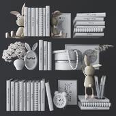 Декоративный набор в детскую 4