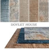 Carpets DOVLET HOUSE 5 pieces (part 323)