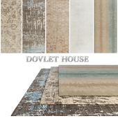 Carpets DOVLET HOUSE 5 pieces (part 327)