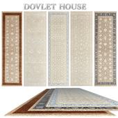 Carpet track DOVLET HOUSE 5 pieces (part 5)