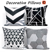 Decorative pillows set 220 Phantoscope
